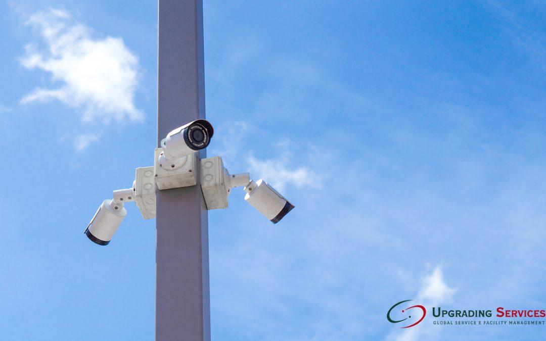 Rapporto sulla sicurezza: cresce la domanda di impianti di videosorveglianza